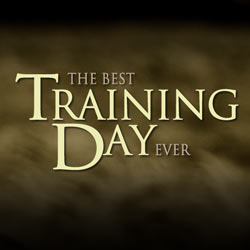 Best Training Day Ever