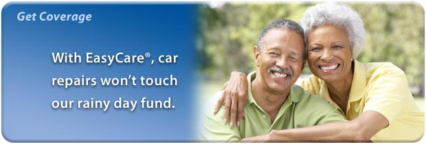 EasyCare protects your rainy day fund