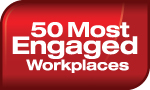EasyCare selected as one of the 50 Most Engaged Workplaces™ in the United States.