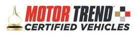 Motor Trend Certified Advantage certified pre-owned vehicles protected by EasyCare exteneded warranty vehicle service contracts.   Inspected, tested, upgraded, and guaranteed.