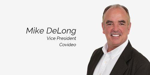 DeLong Named VP of Covideo