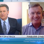Finn ONeill Jim Fitzpatrick CBTNews interview