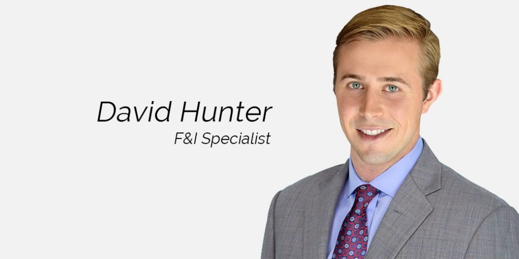 David Hunter joins ADG|EasyCare as an F&I Specialist