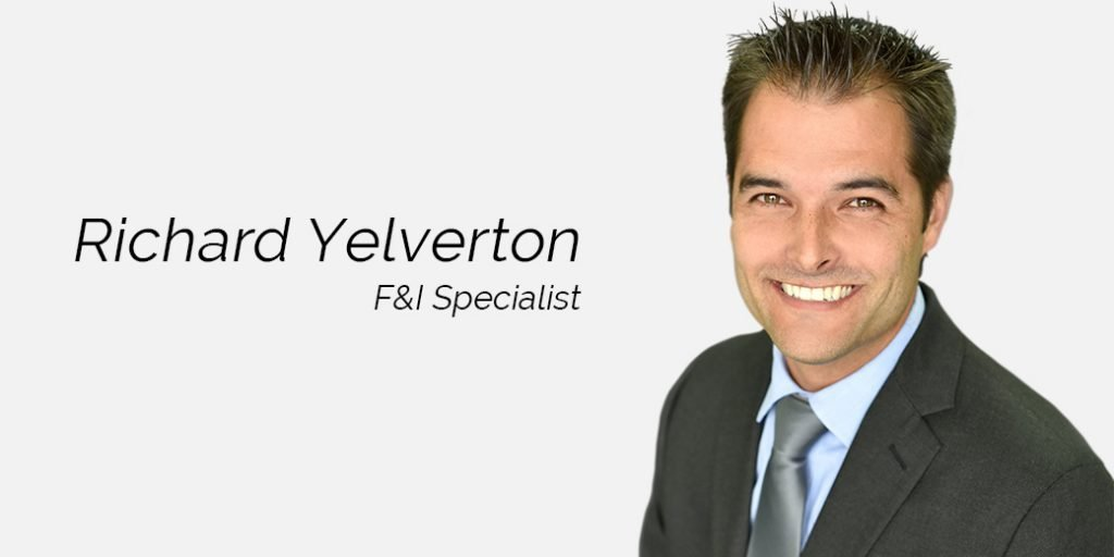 ADG | EasyCare Adds Yelverton to F&I Specialist Roster