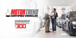MotorTrend Certified Named To AutoRemarketing's Power 300 Again