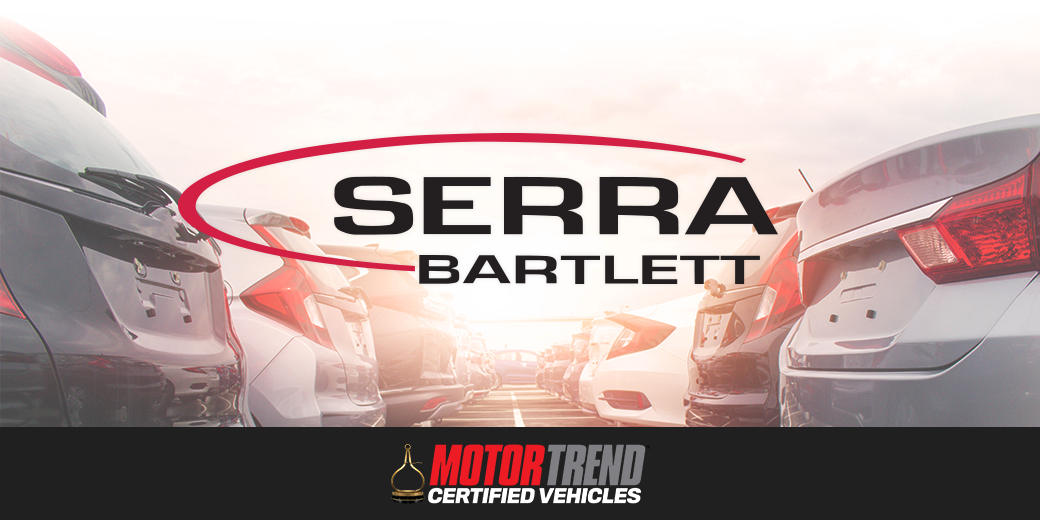 Serra Chevrolet – Bartlett Named Exclusive MOTOR TREND Certified Dealership in Metro Memphis, TN