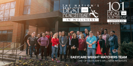 EasyCare® Earns Two Workplace Recognition Awards