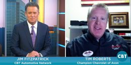 MotorTrend® Certified Dealer Tim Roberts of Champion Chevrolet of Avon Featured on CBT News