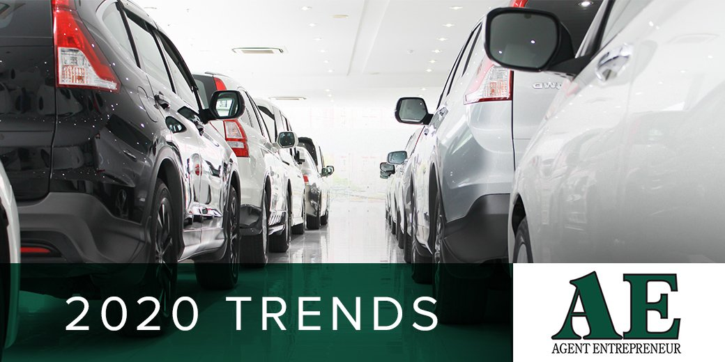 Featured in Agent Entrepreneur: 2020 Trends Shaping the Industry