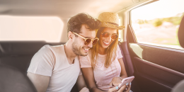 Peace of Mind for All: Vehicle Protection for the Rideshare Market